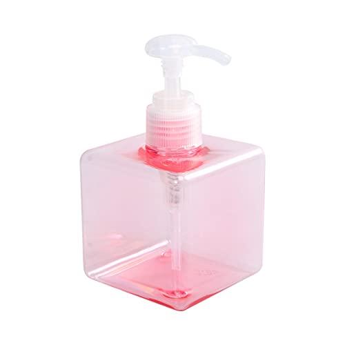 Cabilock 1Pc Reizen Fles Plastic Reizen Accessoires Reizen Containers Voor Shampoo Emulsie Cosmetica (250Ml)