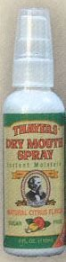 Thayers Dry Mouth Spray, Citrus Flavor 4 oz (Pack of 8) ()