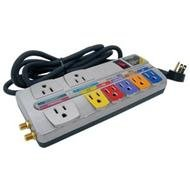 Monster Cable HT700 PowerCenter 8-Outlet Surge Protect by Monster