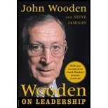 img - for Wooden on Leadership by John Wooden. (McGraw-Hill,2005) [Hardcover] book / textbook / text book