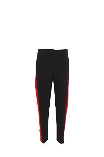 Pantalone Donna Sandro Ferrone 44 Nero Lichene Autunno Inverno 2016/17