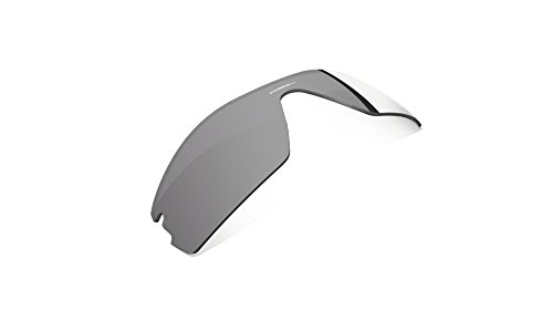 Oakley Radarlock Pitch Replacement Lenses Grey Polarized & Cleaning Kit - Sunglasses Oakley Radarlock Polarized