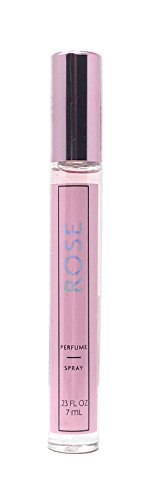 Bath & Body Works 0.23 Ounce Travel Size Perfume Spray Rose Scent