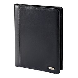 Samsonite(R) Vinyl Bi-Fold Writing Pad, 12 1/4in. x 10in. x 1in, (Bi Fold Padfolio)