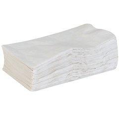 Georgia-Pacific Acclaim 31558 White 1-Ply 1/8 Fold Paper Dinner Napkin, 17