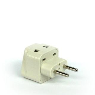 Price comparison product image Europe Travel Plug Adapter Best Tmvel Type C Plug - Grounded & Universal - Electrical Outlets Russia, Austria, Germany, France, Norway, Portugal, Poland, Iraq, Jordan, Indonesia, Kuwait