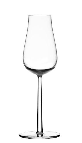 Iittala Essence Champagne Glasses, 9.5-Ounce, Set of 2 (Champagne Iittala Glass)