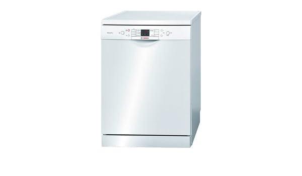 Bosch SMS58N32EU Independiente 14cubiertos A++ lavavajilla ...