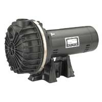 Pentair PDHG-LUL Sprinkler Centrifugal Pump, 2 HP, 115/230-Volt