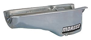 Moroso 21808 Oil Pan for with 2 Piece Seal for Chevy Smal...