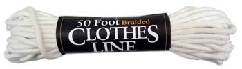 Cotton Braided Clothes Line Rope product image