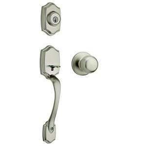 Weiser Brentwood SmartKey Residential Single Lock Keyed Door