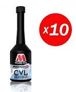 MILLERS 10 X 500 ML CVL TURBO FUEL ADDITIVE OCTANE BOOSTER PACK OF 10 -...