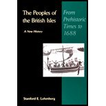 Download Peoples of the British Isles - A New History ((2nd,)02) by Heyck, Thomas William - Lehmberg, Stanford E [Paperback (2002)] ebook