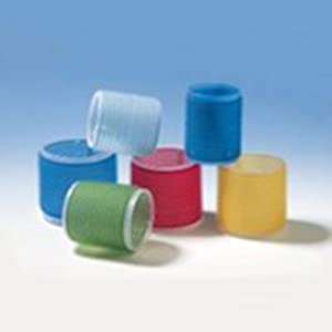 COMAIR Adhesive Rollers Jumbo 61?mm Adhesive Rollers Jumbo Green 61?mm Pack of 6 by Comair