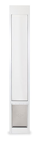 PetSafe-Freedom-Aluminum-Patio-Panel-Sliding-Glass-Pet-Door-91-716-to-96-Inch-White-Large
