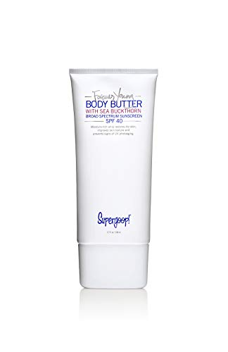 Supergoop! Forever Young Body Butter with Sea Buckthorn SPF 40, 5.7 - Lotion Body Forever