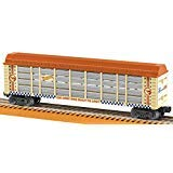 Train Gauge Cars - Lionel Hot Wheels, Electric O Gauge Model Train Cars, 50th Anniversary Auto Rack