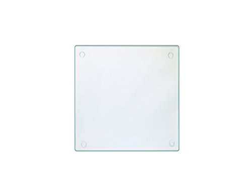 (Nonslip Glass Cutting Board Trivet - 7.75