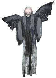 New - HANGING TALKING WINGED REAPER -