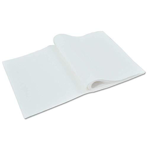 100pcs Precut Parchment Paper Baking Liners Sheets, 12