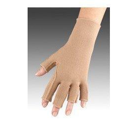 Medi Full Finger Compression Gauntlet 20-30mmHg : Beige Size II