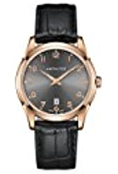 HAMILTON watch jazz master thin line Quartz H38541783 Men