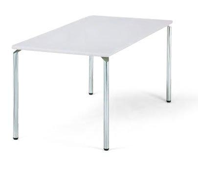 角テーブル(幅150×奥行75cm)(高さ70cm)(AR-1575K)(LGR(M1)) B003ZK7TROLGR(M1)
