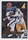 Jim Kelly (Football Card) 1995 Pinnacle Super Bowl Card Show - [Base] #10