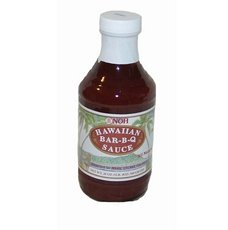 Noh Of Hawaii Hawaiian BBQ Sauce 24x 20Oz by NOH FOODS