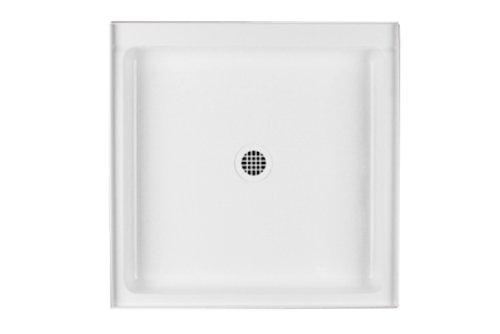 Best Shower Pan: Swanstone R-3232-010 Veritek Center Drain Shower Base