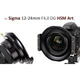 Haida 150mm Filter Holder for Sigma 12mm-24mm f/4 DG HSM Art Lens 150 Series 12 24