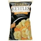 Terra Exotic Harvest Sea Salt Vegetable Chips, 6 Ounce - 12 per case.