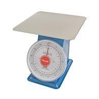 Escali-DS13260P Mercado, Dial Scale with Plate, 132 Lb / 60 Kg by Escali