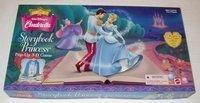 WALT DISNEY'T CINDERELLA STORYBOOK PRINCESS POP-UP 3-D GAME Disney 3d Storybooks