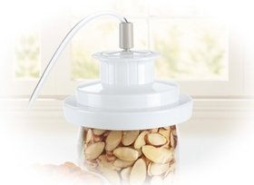 - FoodSaver T03-0023-01P Wide-Mouth Jar Sealer