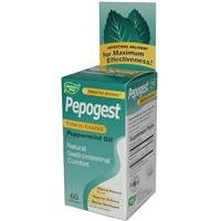 Nature's Way - Pepogest Ec Peppermint Oil, 60 softgels