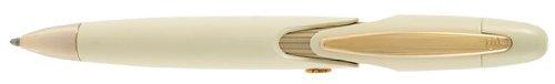 Stipula Speed Ivory Ballpoint Pen - ST60009