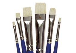 Creative Mark Shortie Bright Brush Set of 6