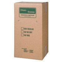 S4100-Green Wax Base Floor Sweep