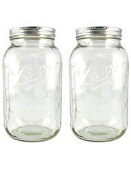 (Ball Half-Gallon Jars, Wide Mouth, Set of)