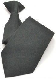 a6f8ee558d4c Black Clip On Tie: Amazon.co.uk: Clothing