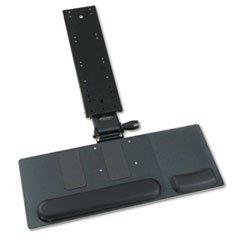 ** Ergo-Comfort Articulating Keyboard/Mouse Platform, 28 x 11-3/4 **