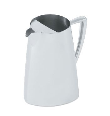 Vollrath Triennium Water Pitcher with Ice Guard, 2.3 quart (2L), 7-1/8