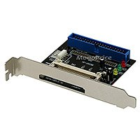 - Monoprice IDE to Compact Flash CF Adapter w/PCI Bracket [A2]