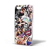 dylan obrien stiles stilinski teenwolf for iPhone 5/ 5s Black case