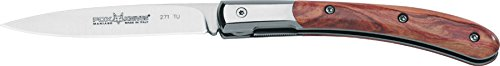 Fox Knives Elite 271 01FX054 Elite 271 Pocket Knife with 3.1 in. N690 Blade