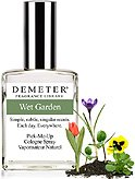 Wet Garden By Demeter For Women. Pick-me Up Cologne Spray 4.0 Oz
