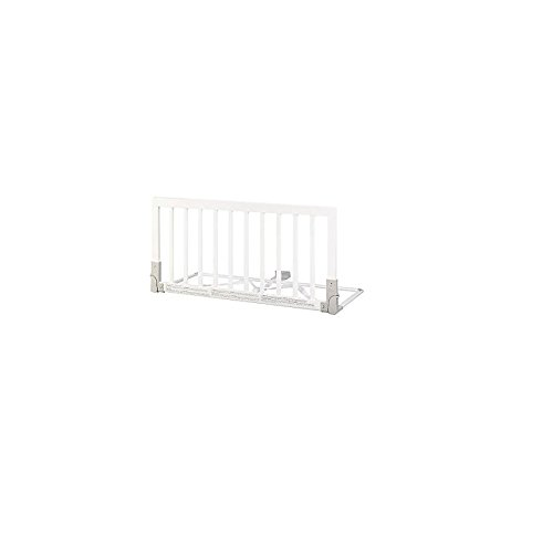 BabyDan Wooden Bed Guard (White) 1814-3000-10-75