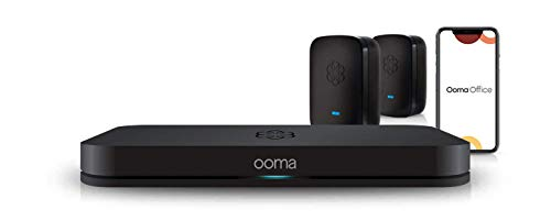 Ooma Office 2 Linx Business Phone System and Service (Best Phones For Business Owners)